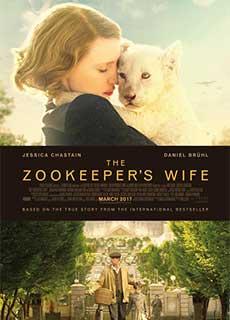 Vợ Người Giữ Thú (2017) The Zookeeper's Wife (2017)